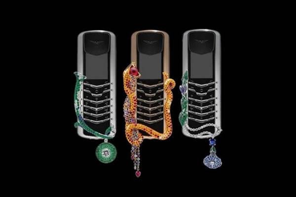 Top 10 điện thoại đắt nhất thế giới (3)