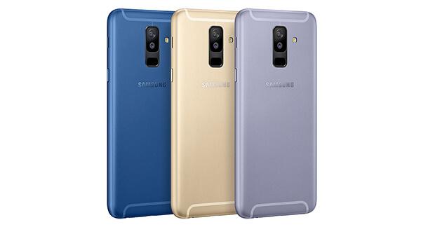 Đánh giá Samsung Galaxy A6+ (2)