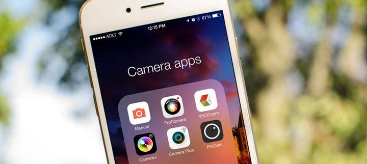Phần mềm chụp ảnh ProCamera