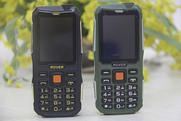 Điện thoại Land Rover K999 4 sim 4 sóng