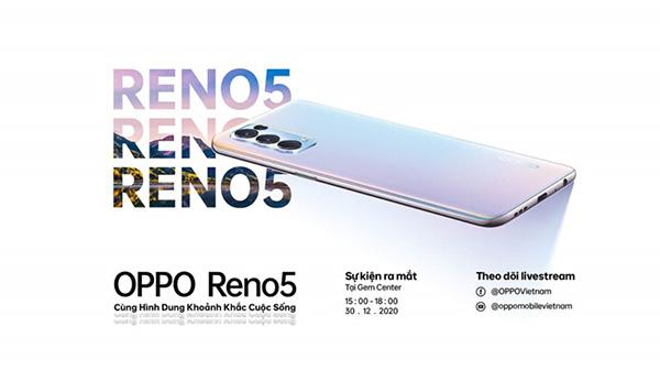 Oppo Reno 5 trang bị chip Snapdragon 765G được nâng cấp rất nhiều, giúp tăng hiệu năng máy